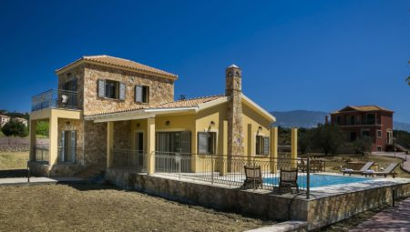 Villas Kefalonia Orion 25