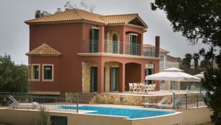 Villas Kefalonia Pleiades 28